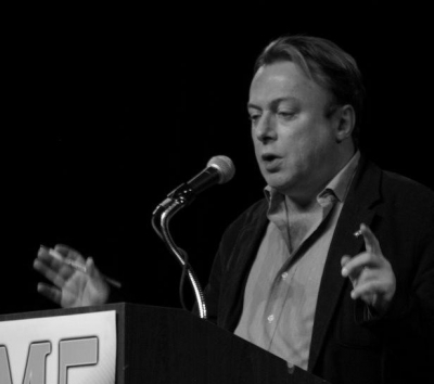 Christopher Hitchens (1949-2011).